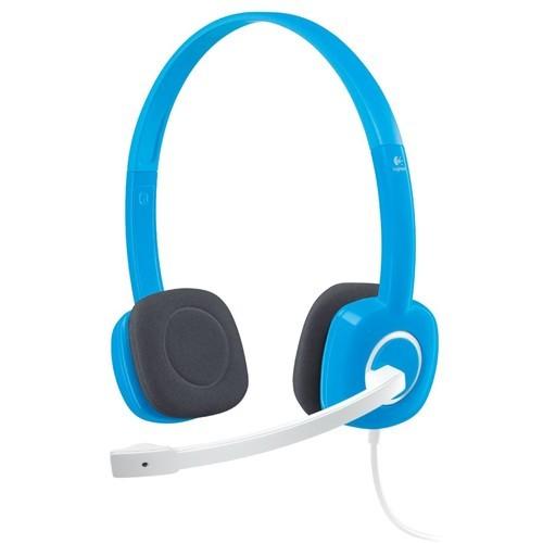 Logitech Headset Stereo H150 - blue