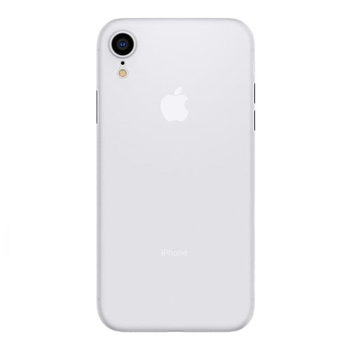 Spigen Case Air Skin for iPhone XS / X - Soft Clear