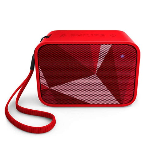 Philips Bluetooth Portable Speaker BT110R