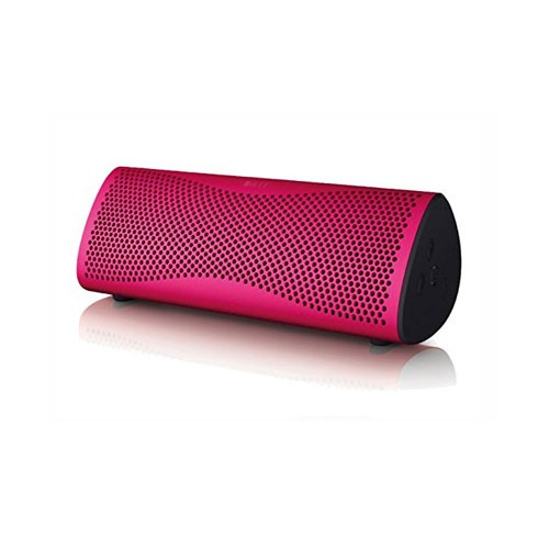 KEF Muo Wireless Speaker Bluetooth - Brilliant Rose