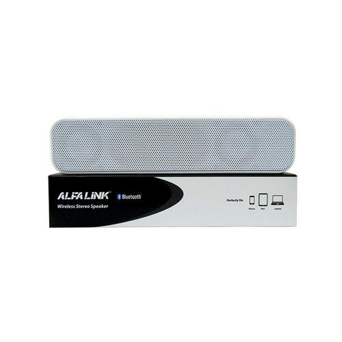 Alfalink Bluetooth Speaker BTS 240 White