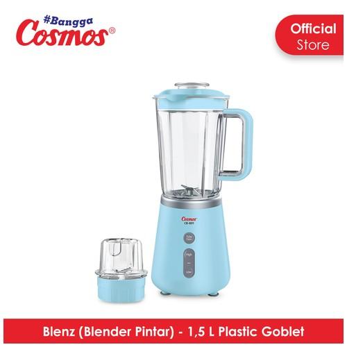 Cosmos Blenz CB-801 BL - Blender 1.5 L - Blue