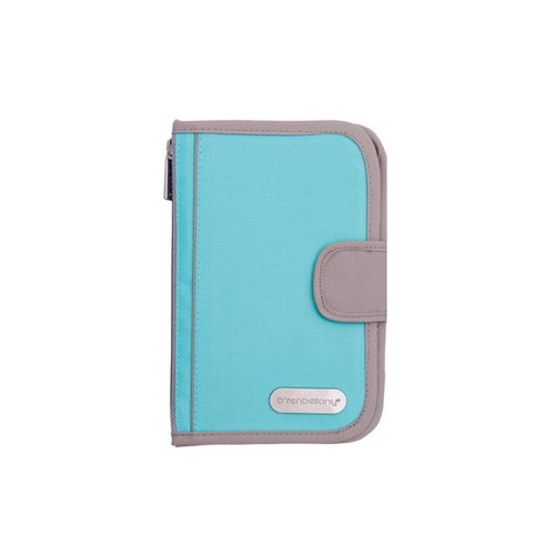 Card Holder Light - Turquoise Green