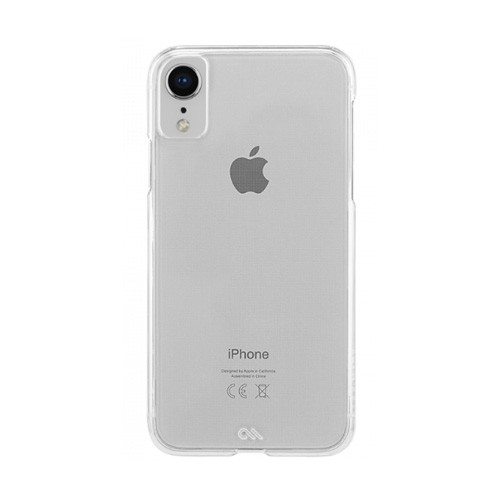 Casemate iPhone XR  Barely There - Clear