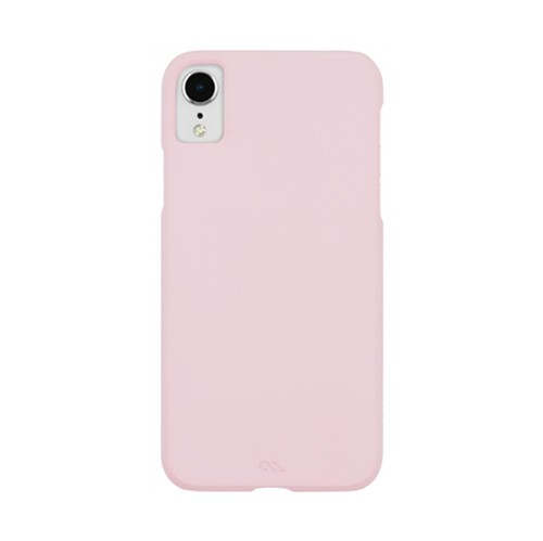 Casemate iPhone XR  Barely There - Blush