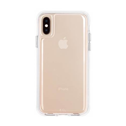 Casemate iPhone Xs  Tough Clear - Clear