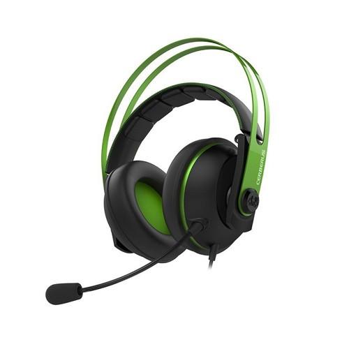 Asus Cerberus V2 gaming headset - Green
