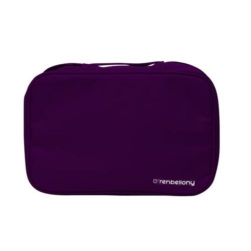 Cosmetic Bag Organizer (CBO) - Purple