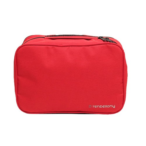 Cosmetic Bag Organizer (CBO) - Red