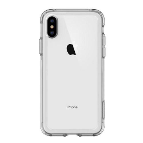 Spigen Case Crystal Hybrid for iPhone XS / X - Dark Crystal