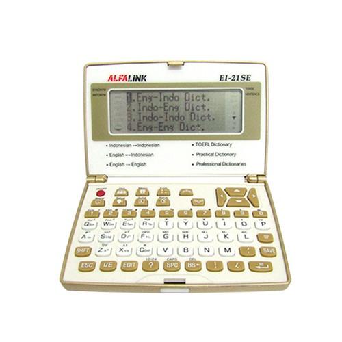 Alfalink Electronic Dictionary EI 21SE Gold