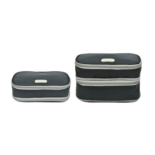 D'renbellony Expandable Cosmetic Pouch (ECP) - Black