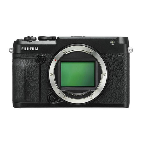 Fujifilm GFX 50R Body Only - Black