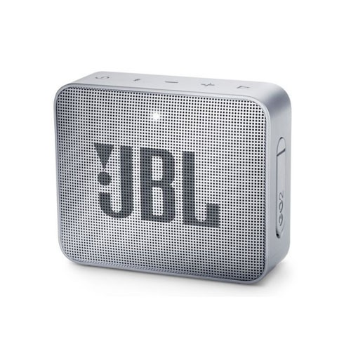 JBL Speaker Bluetooth Portabel Go 2 - Ash Grey