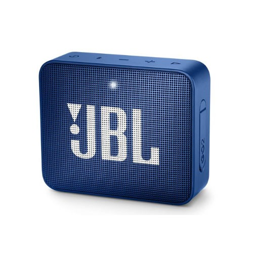 JBL Speaker Bluetooth Portabel Go 2 - Deep Sea Blue