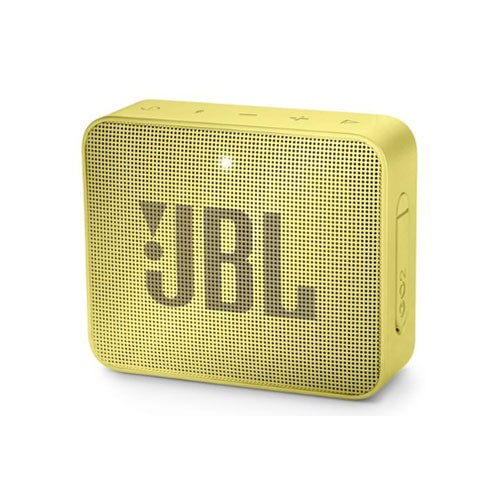 JBL Speaker Bluetooth Portabel Go 2 - Lemonade Yellow