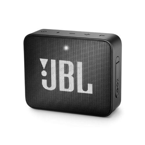 JBL Speaker Bluetooth Portabel Go 2 - Midnight Black