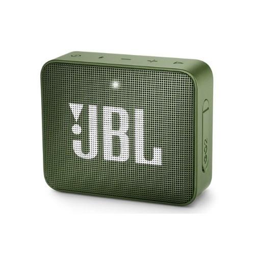 JBL Speaker Bluetooth Portabel Go 2 - Moss Green