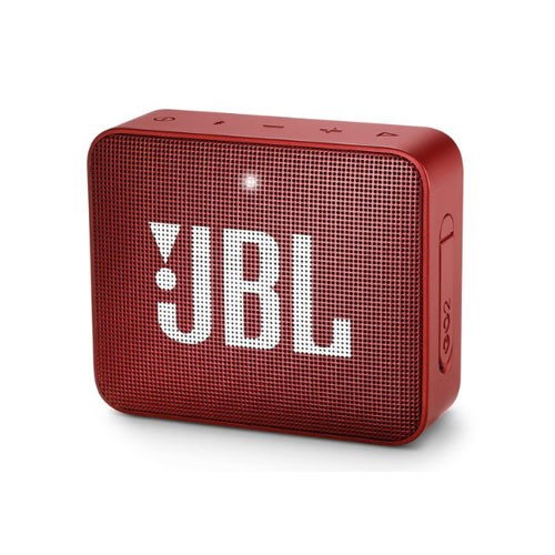 JBL Speaker Bluetooth Portabel Go 2 - Ruby Red