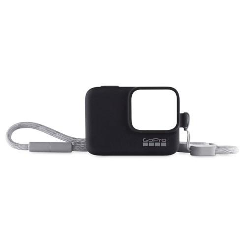 GoPro Accs Sleeve + Lanyard - Black