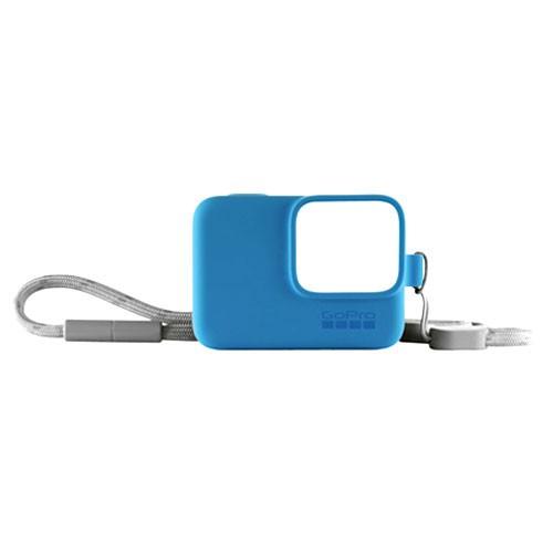 GoPro Accs Sleeve + Lanyard - Blue