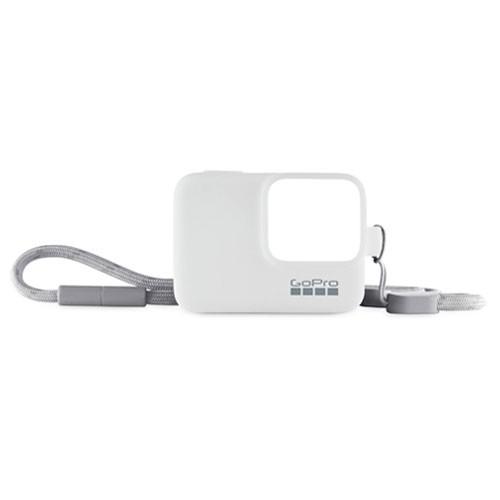 GoPro Accs Sleeve + Lanyard - White
