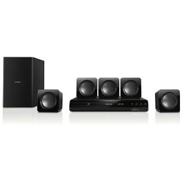 Philips HDMI ARC & USB 300W 5.1 DVD Home theater HTD3509