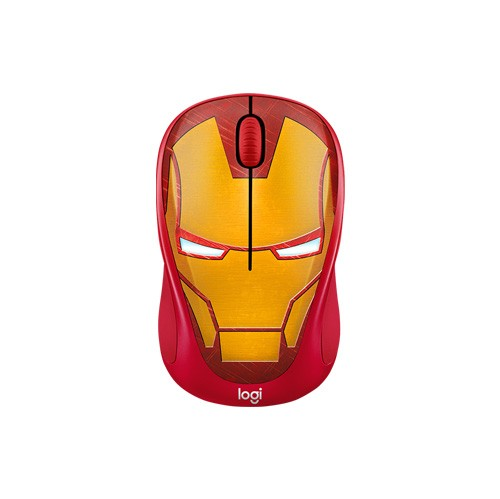 Logitech Wireless Mouse M238 - Iron Man