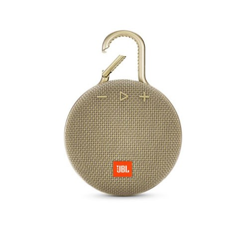 JBL Speaker Bluetooth Portable Clip 3 - Desert Sand