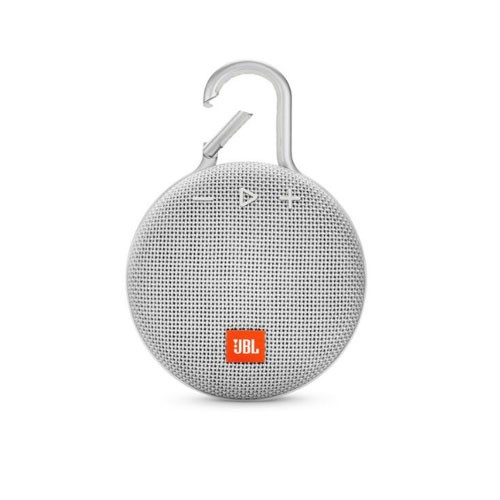 JBL Speaker Bluetooth Portable Clip 3 - Steel White