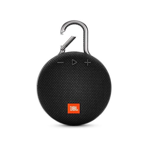 JBL Speaker Bluetooth Portable Clip 3 - Black
