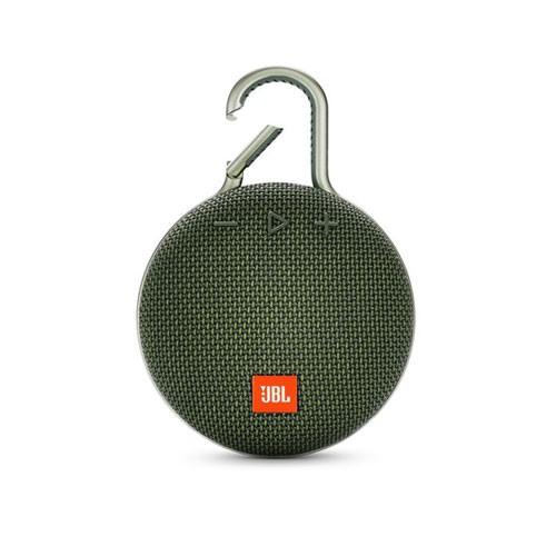 JBL Speaker Bluetooth Portable Clip 3 - Forest Green