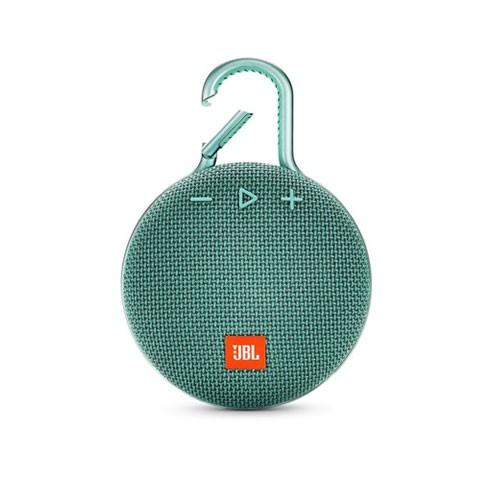 JBL Speaker Bluetooth Portable Clip 3 - River Teal