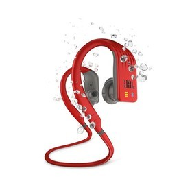JBL In-Ear Headphone Nirkabel with MP3 Player Endurance DIVE - Red