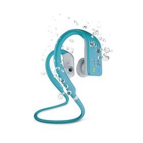 JBL In-Ear Headphone Nirkabel with MP3 Player Endurance DIVE - Teal