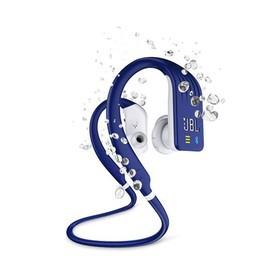 JBL In-Ear Headphone Nirkabel with MP3 Player Endurance DIVE - Blue