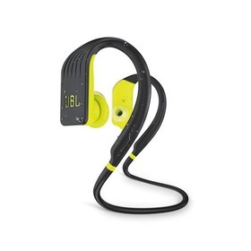 JBL In-Ear Headphone Nirkabel Endurance JUMP - Black and Lime
