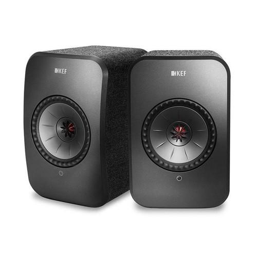 KEF LSX Wireless Speaker - Black