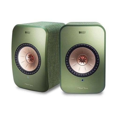 KEF LSX Wireless Speaker - Green