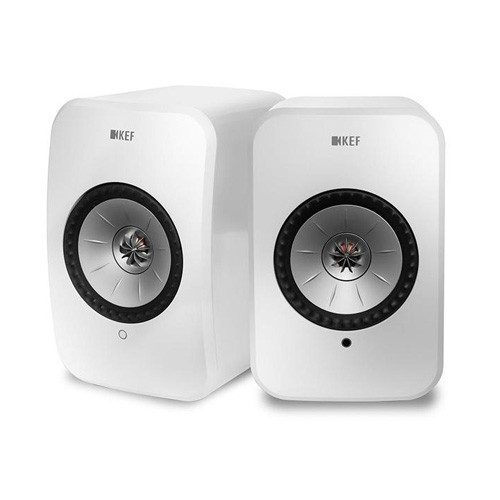 KEF LSX Wireless Speaker - White