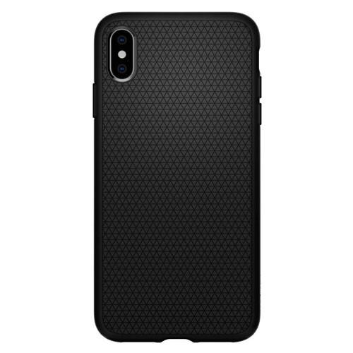 Spigen Case Liquid Air Matte for iPhone XS Max - Black