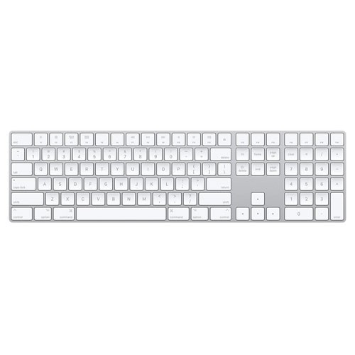 Apple Magic Keyboard with Numeric Keypad - Ind (MQ052ID/A)