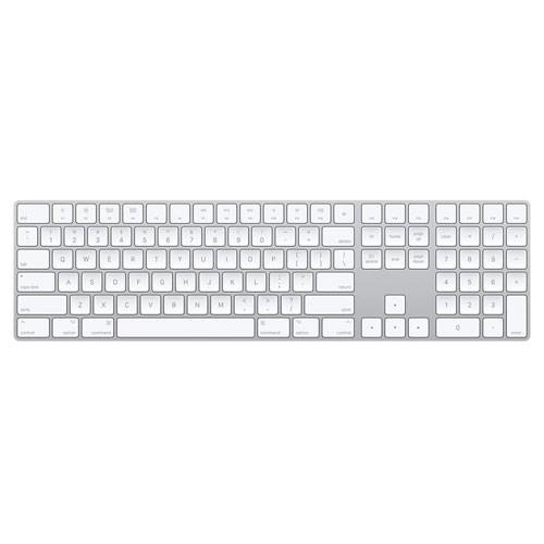 Apple Magic Keyboard with Numeric Keypad - Ind (MQ052ID/A)