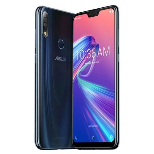 Asus Zenfone Max Pro M2 (RAM 4GB/64GB) - Midnight Blue