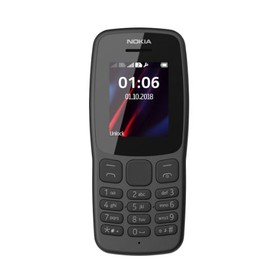 Nokia 106 - Dark Grey