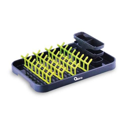 Oxone Eco Dish Rack Plastik OX-570 - Black