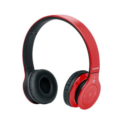 Prolink Bluetooth Stereo Headset PHB6002E - Red