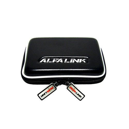 Alfalink Mini Pouch Black