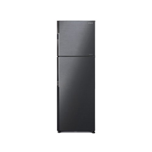 Hitachi Kulkas 2 Pintu - R-V40PGD3-BBK - Brilliant Black