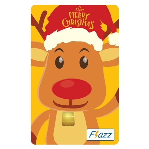 BCA Flazz Christmas - Reindeer